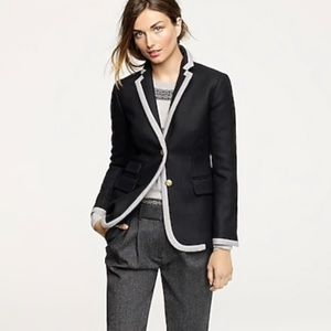 J Crew Wool Blend Blazer Size 4
